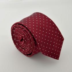 Vínová kravata ANGELO di MONTI ADM-60