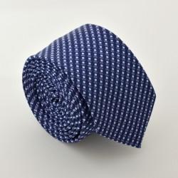 Tmavě modrá kravata ANGELO di MONTI ADM-66