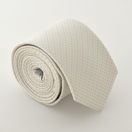 Smetanová kravata ANGELO di MONTI ADM-88
