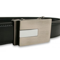 Pásek kožený Paolo Scali OP40