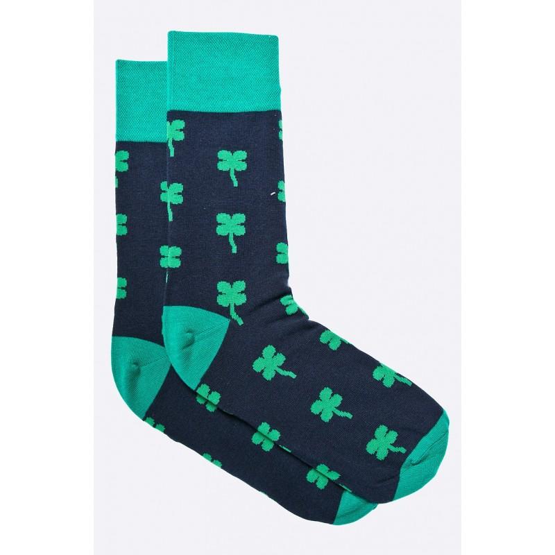Pánské ponožky fialové s černou patou 43 46. Loading zoom 6c9c6e5eba