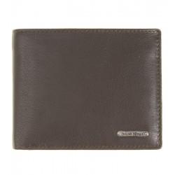 Pánská kožená peněženka Bruno Banani hnědá