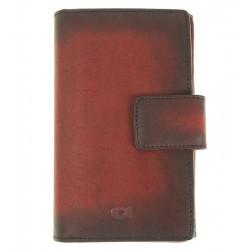 Dámská kožená peněženka DAAG Alive červená