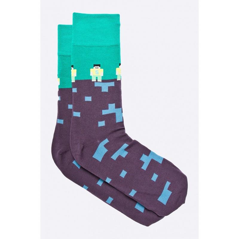 Pánské ponožky červené 43 46. Loading zoom e907ee9543