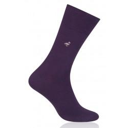 Pánské ponožky MORE fialové 39/42