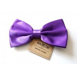 Pánský motýlek MARROM - fialový