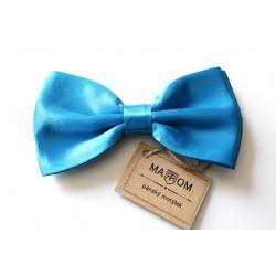 Pánský motýlek MARROM - tyrkysově modrý