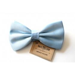 Pánský motýlek MARROM - světle modrý