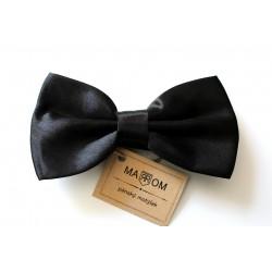 Pánský motýlek MARROM - černý