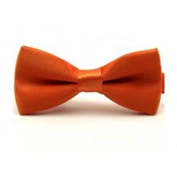 Dětský motýlek - oranžový