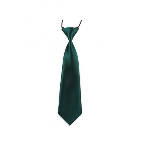 Dětská kravata - zelená
