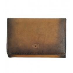 Dámská kožená peněženka DAAG světle hnědá