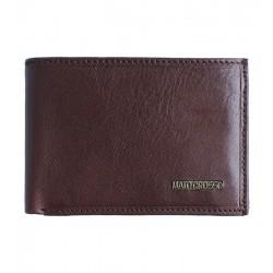 Pánská kožená peněženka MATO GROSSO hnědá