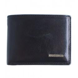 Pánská kožená peněženka MATO GROSSO černá