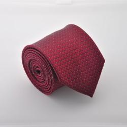 Vínová kravata 3 ANGELO di MONTI