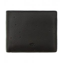 Klasická pánská kožená peněženka DAAG černá