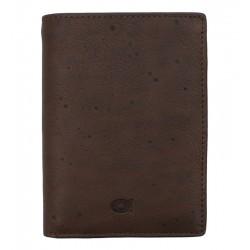 Pánská kožená peněženka DAAG Alive hnědá