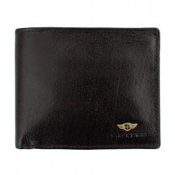 Pánská peněženka Peterson černá