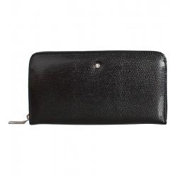 Dámská kožená peněženka Wojewodzic černá