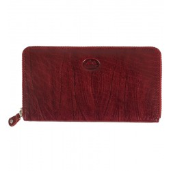 Dámská kožená peněženka El forrest bordó