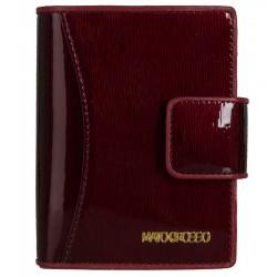 Dámská kožená peněženka MATO GROSSO červená