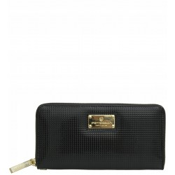 Dámská kožená peněženka Peterson černá