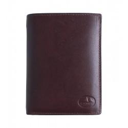 Pánská kožená peněženka El Forrest hnědá