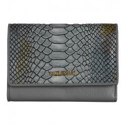 Dámská kožená peněženka MATO GROSSO šedá