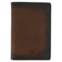 Pánská kožená peněženka alive DAAG koňak