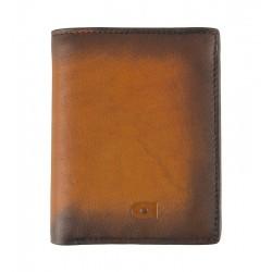 Pánská kožená peněženka DAAG koňak