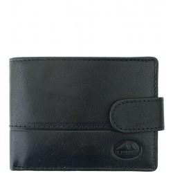 Pánská kožená peněženka El Forrest RFID černá