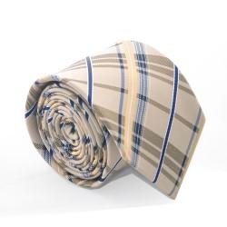Hedvábná kravata ADRIANO GUINARI (káro)