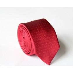 Vínová kravata ANGELO di MONTI ADM-93