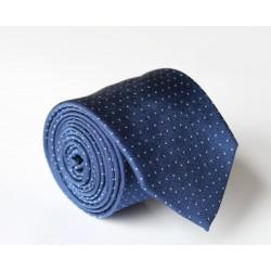 Modrá kravata ANGELO di MONTI ADM-108