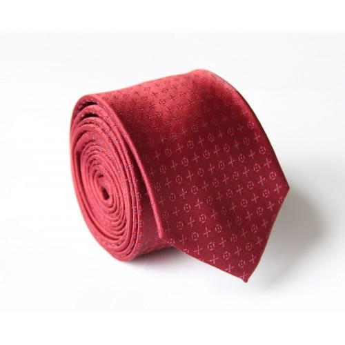 Vínová kravata ANGELO di MONTI ADM-120