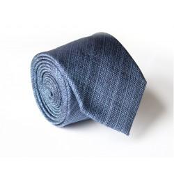 Modrá kravata ANGELO di MONTI ADM-122