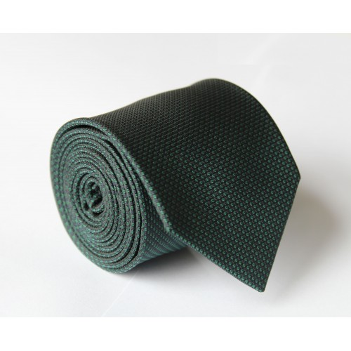 Zelená kravata ANGELO di MONTI ADM-127