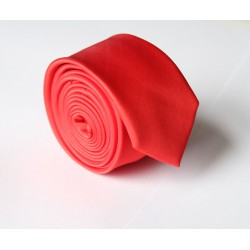 Červená kravata Vernon
