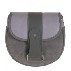 Kožená kabelka SŁOŃ TORBALSKI ruler S-COOL