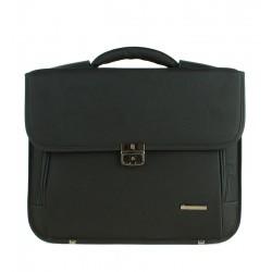 Aktovka Marco Viaggiatore na notebook - černá