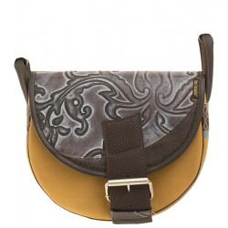 Kožená kabelka SŁOŃ TORBALSKI FRESHMAN - 396 EXCLUSIVE
