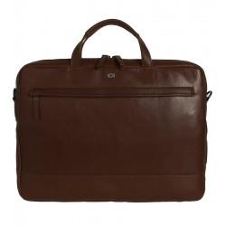 Pánská kožená taška DAAG Albedo 2 - hnědá