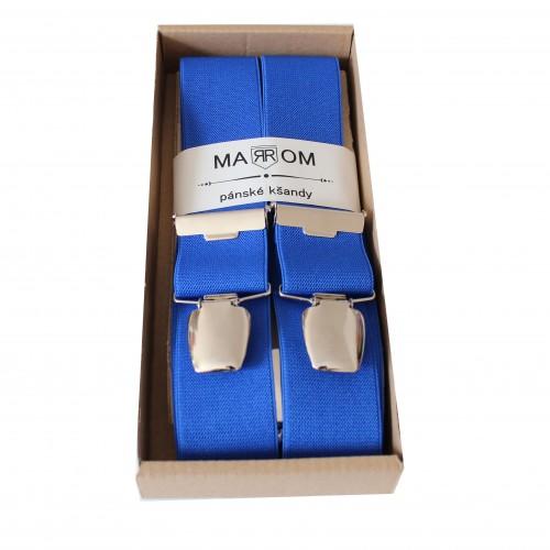 Kšandy - šle - světle modré II