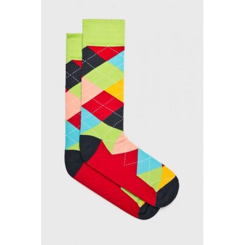 Pánské ponožky NANUSHKI - geometrické II 44/46