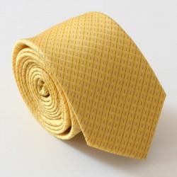 Žlutá kravata ANGELO di MONTI ADM-141