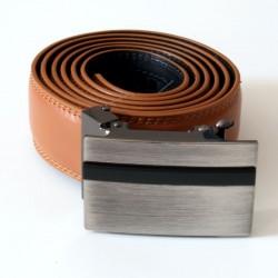 Pásek kožený Paolo Scali OP46