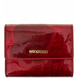 Dámská kožená peněženka Mato Grosso - červená