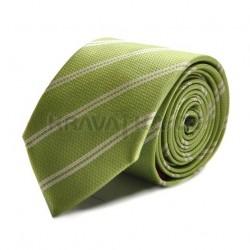 Zelená kravata 3 ANGELO di MONTI