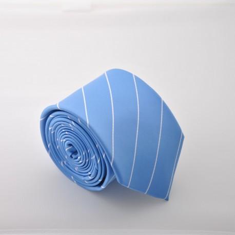 Modrá kravata 3 ANGELO di MONTI