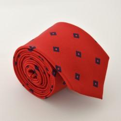 Červená kravata ANGELO di MONTI